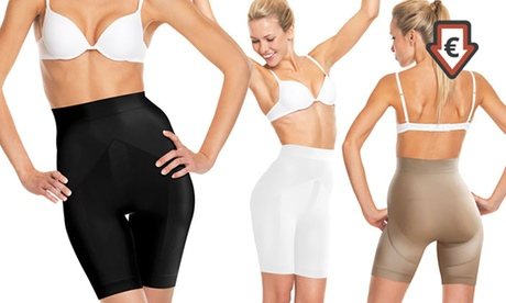 1 o lote de 3 Panty reductores cero imperfecciones con acción de abdomen plano y push-up con activos reductores Oferta en Groupon