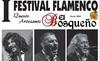 Entrada al Festival Flamenco
