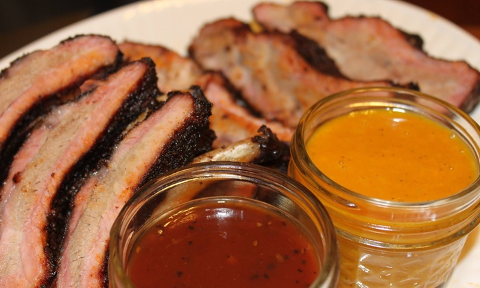 The Monkey's Uncle Grill - Griffin: $12 for $20 Worth of Barbecue — The Monkey's Uncle Grill