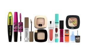 (Beauté)  Maquillage L'Oréal et Maybelline  -13% réduction