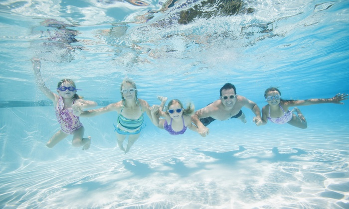 Watersafe Swim School - Los Alamitos: One Month of Swim Group Lessons for One, Two, or Four People from Watersafe Swim School (Up to 62% Off)