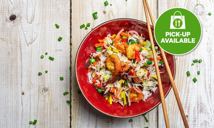 $20, $50 or $100 to Spend on Chinese Takeaway Food at China Tea Club