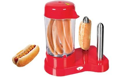 Máquina de perritos calientes por 21,99 € (63% de descuento)