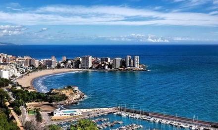 Oropesa del Mar: 5 o 7 noches para hasta 4 personas en apartamento de 2 dormitorios en Apartamentos Sol y Mar