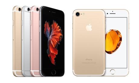 Apple iPhone 6, 6s o 7 reacondicionado muy bueno(envío gratuito) Oferta en Groupon