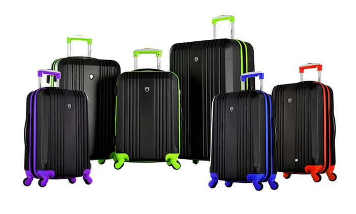 Olympia USA 3-Piece Luggage Set | Groupon Goods