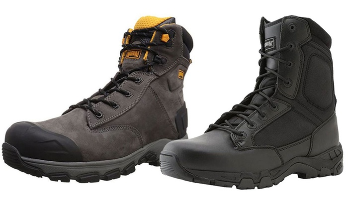 Magnum Men's Professional Work Boots | Groupon