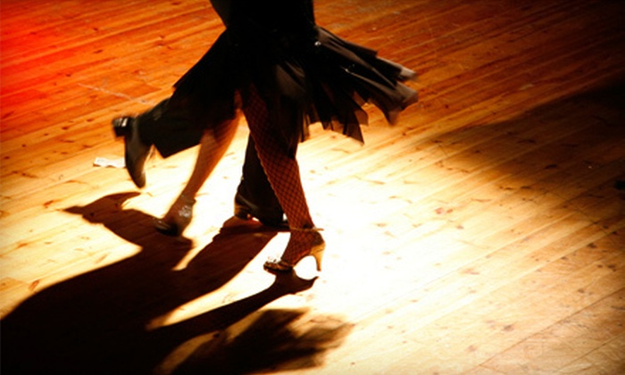Arthur Murray Studio - Hadwen Park: $35 for Two Private Lessons and One Group Lesson for an Individual or Couple at Arthur Murray Dance Studio ($143 Value)