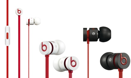 Pair of urBeats In-Ear Earphones by Dr. Dre with Built-In Mic and Controls (Shipping Included)