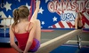 Gymnastics USA - Multiple Locations: 1-Year Membership with 1-Month Tuition for Child Aged 5–12 or 3–4 at Gymnastics USA (Up to 47% Off) 2 Locations.