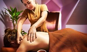 Ploytherapy: Odprężenie dla ciała i umysłu: wybrany masaż za 79,99 zł w studiu Ploytherapy (zamiast 120 zł)