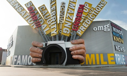 Admission for One to Beyond The Lens! Family Fun (Up to 35% Off). Two Options Available.