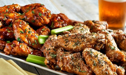 $9 for $16 Worth of Food and Drink at Hurricane Grill & Wings - Orange Beach