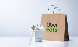 Bon d'achat Uber Eats