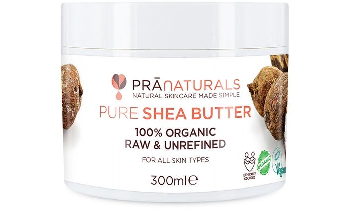 Pranaturals Shea Butter 300ml for £7.49