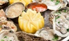 Psari Restaurant - Astoria: Oyster Feast for Two with Wine or Champagne at Psari (Up to 32% Off)