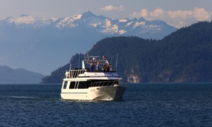 Up to 47% Off Lake Boat Tour at Shoreline Tours, plus 6.0% Cash Back from Ebates.