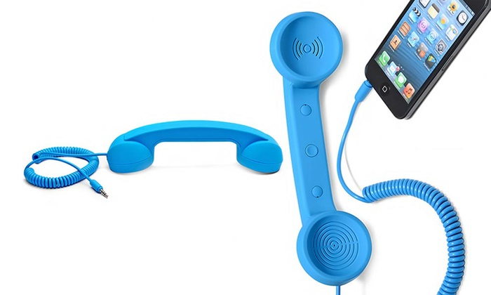 Rotary Phone, Gives a Retro Touch to Your Mobile