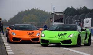 Groupon Sp. z o.o.: Od 69 zł: przejazdy superautami: GTR, Ferrari, Lamborghinii, Audi R8, Mustang i wiele więcej – wiele lokalizacji
