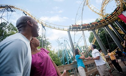 image for Half Off a Single-Day Admission to Busch Gardens Williamsburg ($90 Value)