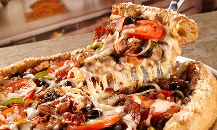 Mellow Mushroom - Multiple Locations: $10 for $20 Worth of Casual Pizza Fare and Drinks at Mellow Mushroom. Two Locations Available.