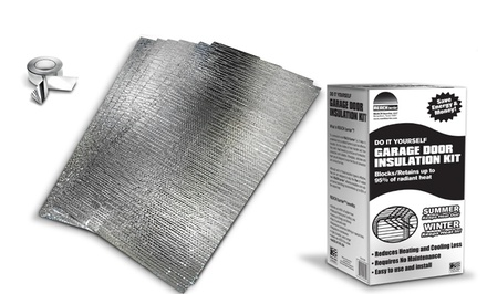 Reach Barrier Garage Door Insulation Kit. Free Returns.