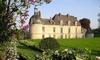 Château d'Étoges - Château d'Étoges: Champagne : 1 à 3 nuits avec en option petit déjeuner, spa, champagne et dîner au Château d'Étoges pour 2 personnes