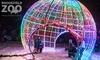 Up to 27% Off Holiday Magic at Brookfield Zoo