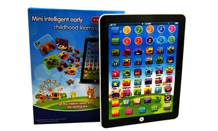 Kids' Multifunctional Learning Tablet: One ($12) or Two ($19.95)