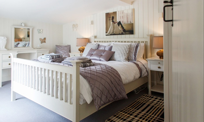 Letheringham Mill Cottages - Woodbridge: Suffolk: 3- or 4-Night Cottage Self-Catering Stay for Two or Four at Letheringham Mill Cottages