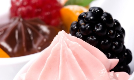 $12 for $24 Worth of Self-Serve Frozen Yogurt at Berri Yummi Frozen Yogurt