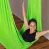 Yoga oder Aerial-Yoga nach Wahl