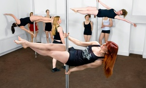 Bristol Pole Athletes: One or Five Pole Fitness Classes for One or Two at Bristol Pole Athletes (Up to 61% Off)