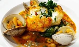 Toscana Bar Italiano: Italian Cuisine for Dinner for Two or More at Toscana Bar Italiano (Up to 50% Off). Two Options Available.