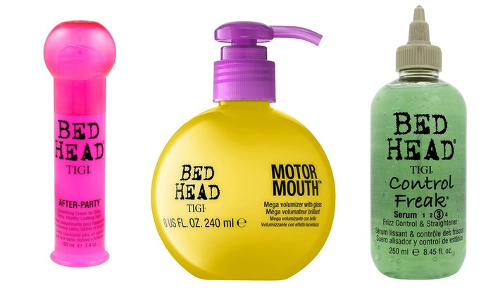 Groupon Goods Global GmbH: TIGI Hairstyling Products from £5.95