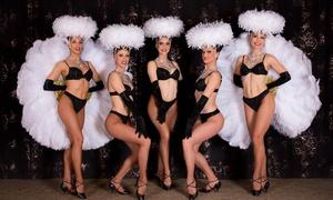 Le Baroque: Dîner spectacle dansant pour 2 personnes, le samedi soir à 79,90 € au cabaret Le Baroque