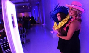 URBN Booth: Two, Three, or Four-Hour Photo Booth Rentals from URBN Booth (Up to 52% Off). Five Options Available.