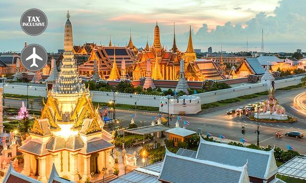 Bangkok: Thai Airways Flights 0