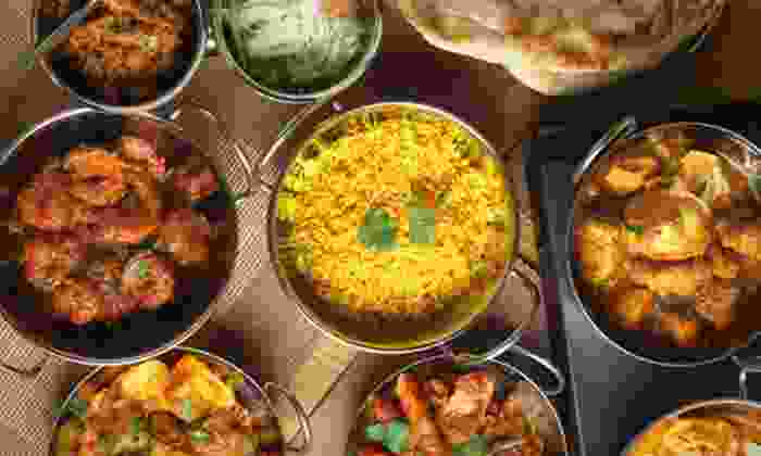 Curry Kitchen - Greenwich Village: Three-Course Meal for Two or Four at Curry Kitchen (Up to 60% Off)