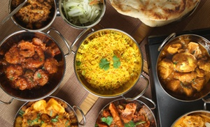 Curry Kitchen: Three-Course Meal for Two or Four at Curry Kitchen (Up to 60% Off)