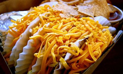 image for $12.50 for Mexican Cuisine at Tilly's Tacos ($20 Value)