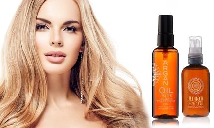 1x oder 2x Arganöl 100 ml für Haar oder für Haar und Haut (Duesseldorf)
