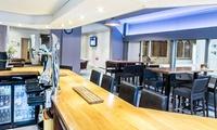 Four-Hour Off-Peak Venue Hire at Harrogate Squash & Fitness Centre (Up to 65% Off)