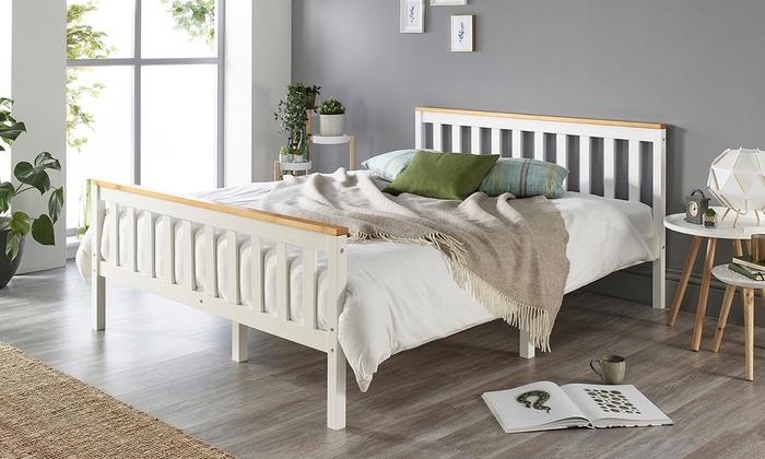 solid-wood-shaker-bed-frame