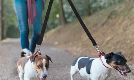 Double Dog Leash Coupler