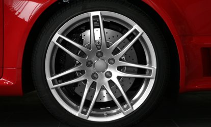 Alloy Wheel Refurbishment for One or Two Wheels at Loughborough Refurbs (Up to 38% Off)