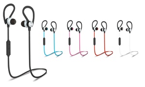 POM Gear Pro2Go DX Wireless Bluetooth Premium Earbuds at POM Gear Pro2Go DX Wireless Bluetooth Premium Earbuds, plus 6.0% Cash Back from Ebates.