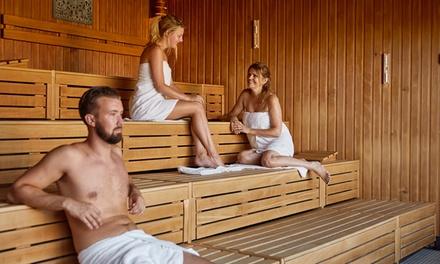 Dagje sauna, naar keuze met ontspanningsritueel bij SpaWeesp