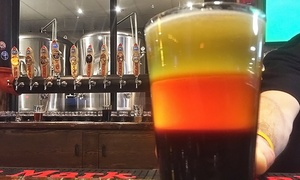 Ocean City Brewing Company: Brewery Tour, Beer Flights, and Souvenir Growlers for Two or Four at Ocean City Brewing Company (Up to 51% Off)
