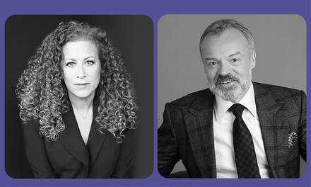 An Evening with Graham Norton and Jodi Picoult, 21 November at Cambridge Theatre (Up to 54% Off)